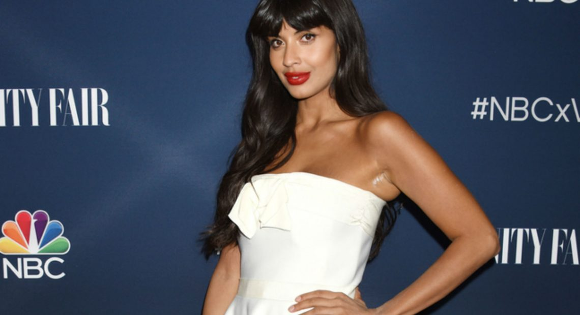 Jameela Jamil's 'I Weigh' movement puts the spotlight on self-worth