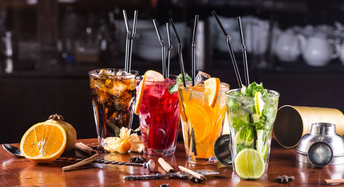 All Bar One's classiest cocktails for your UK night out
