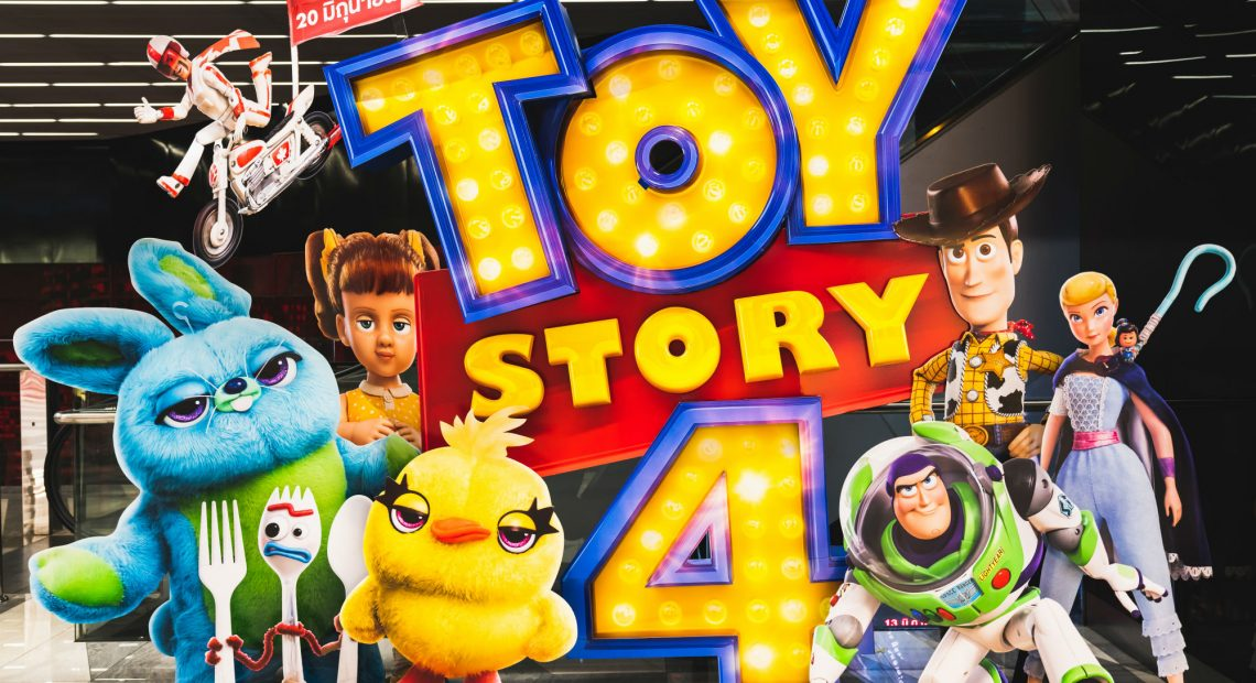 Just Hype and Disney have launched a Toy Story collection and you will love it!