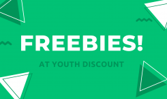 Every day is 'give something away day' at Youth Discount…