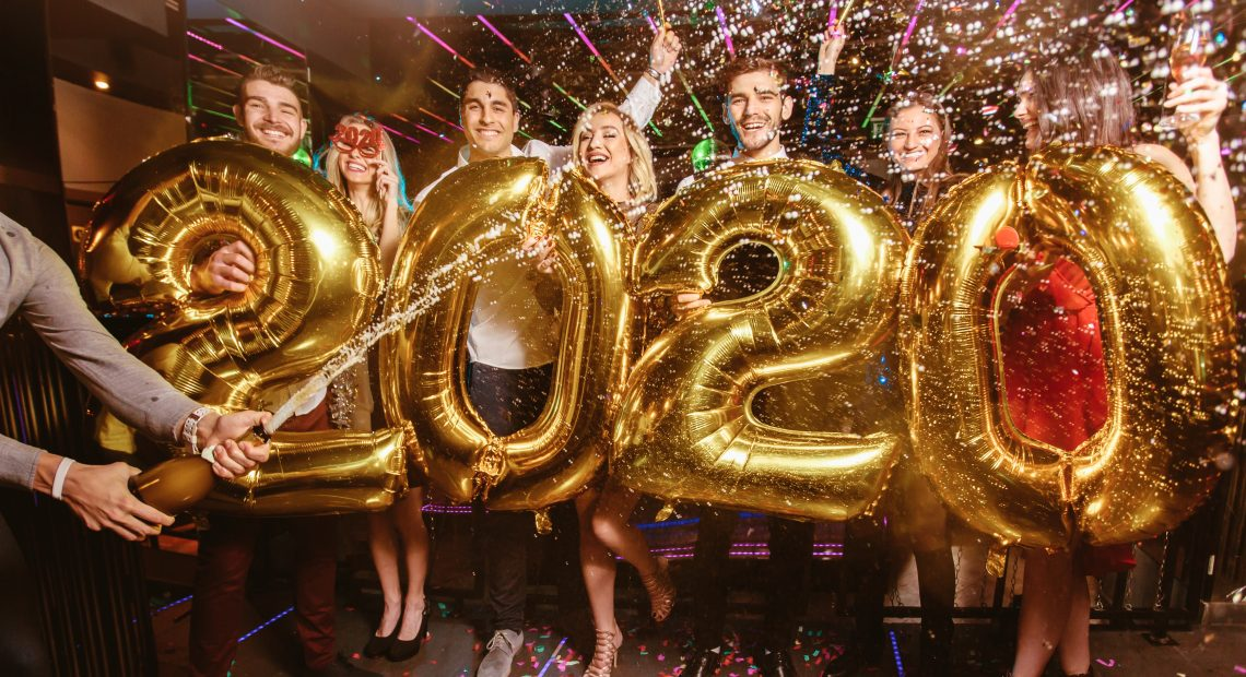 The best New Year's Eve events happening across the UK