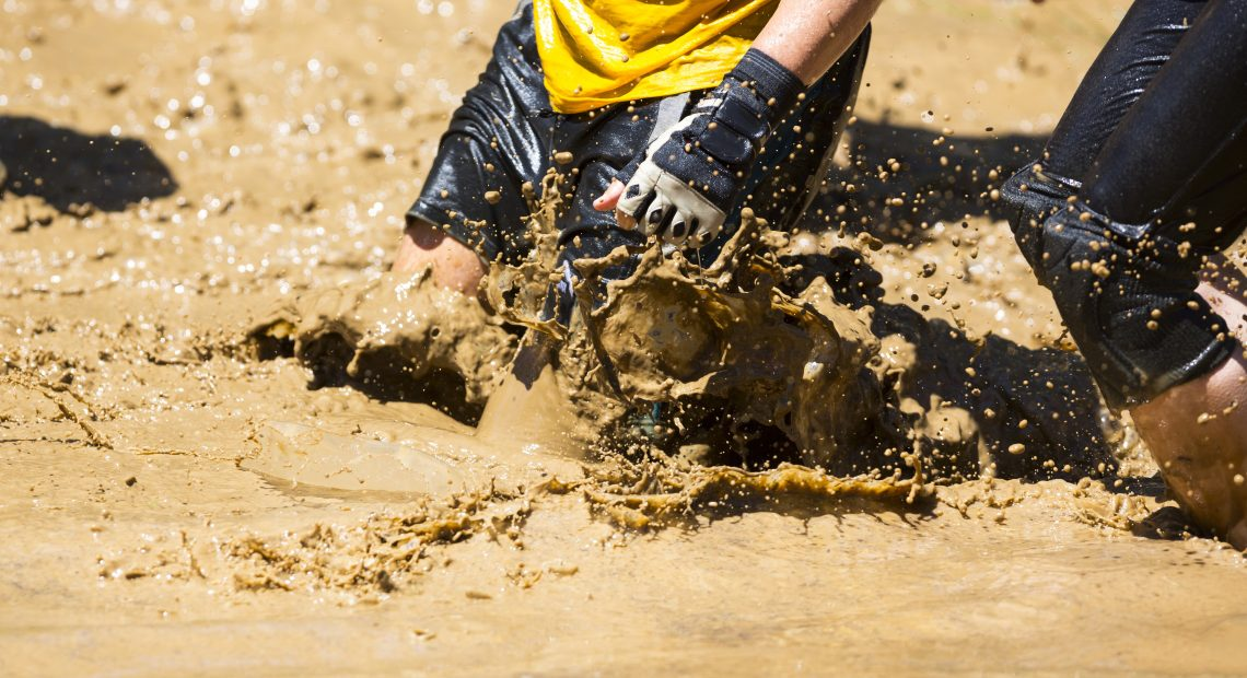 Get fit and have fun with Tough Mudder mud runs